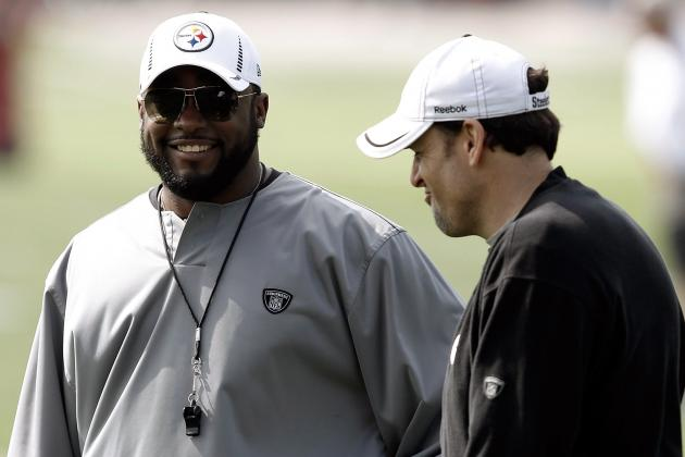 Big Ben Apologized to Todd Haley for Play-Calling Rip