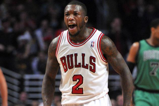 Bulls Could Consider Waiving Nate Robinson Very Soon