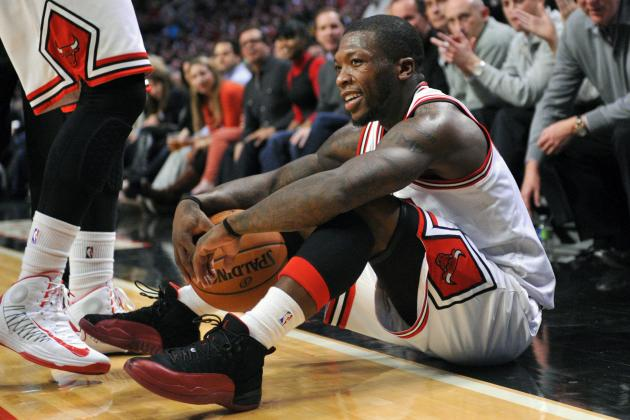 Debate: Should the Bulls Waive Nate Robinson Before January 10?