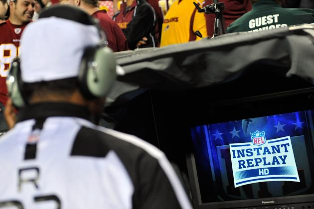 NFL Replay: Why Does It Even Exist?