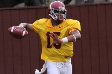 UA Football: Wildcats Officially Add Former USC QB for 2013