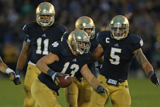 Notre Dame Football: Biggest Worries for Irish in National Title Game