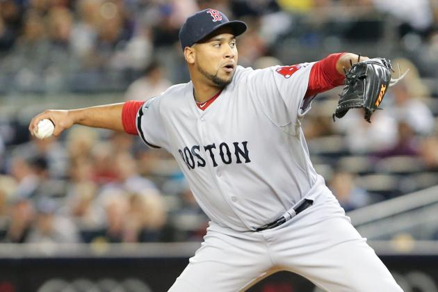 Red Sox Designate Beato for Assignment