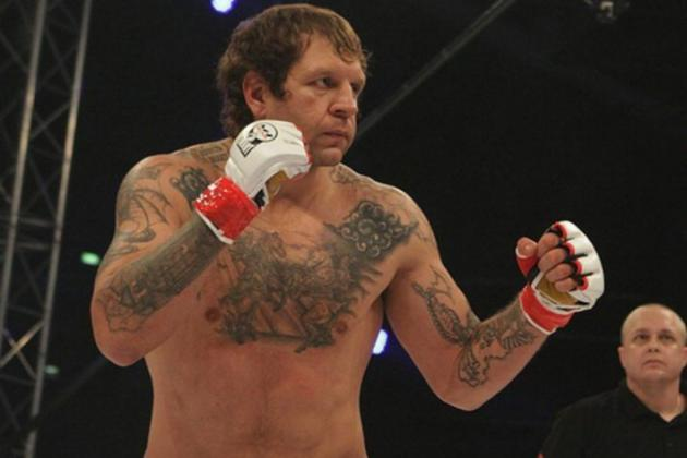 Alexander Emelianenko Announces Retirement