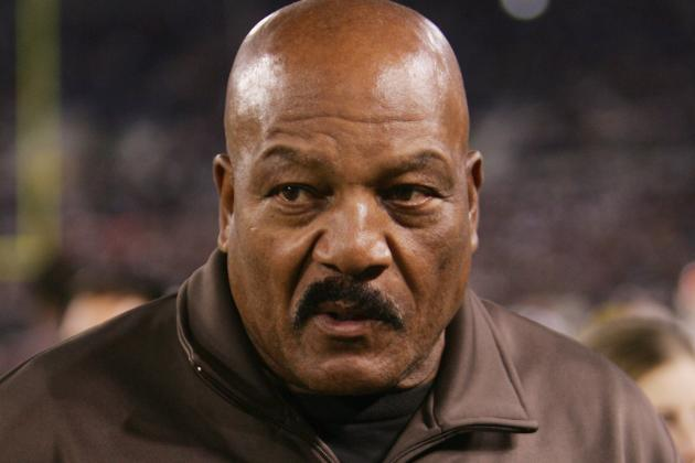 Jim Brown on Vikings' Adrian Peterson: 'It's a miracle'
