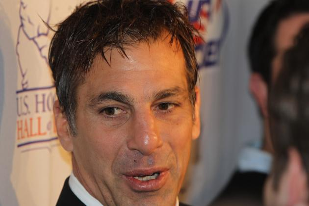 Chelios Sees Future as NHL Head Coach
