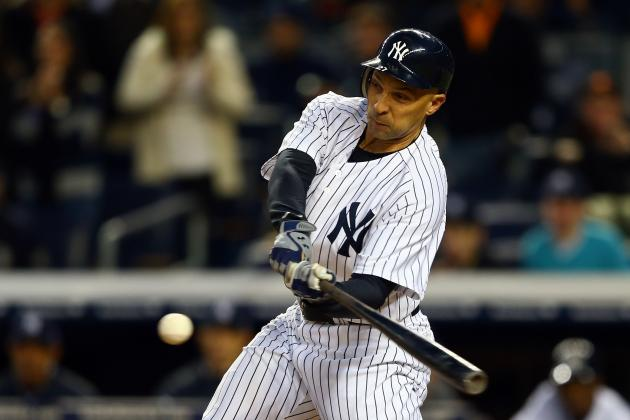 MLB Free Agency 2013: New York Yankees Talking to Raul Ibanez for 2013 Return