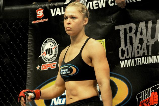 Hendo's Camp Takes Issue with Ronda Headlining 157