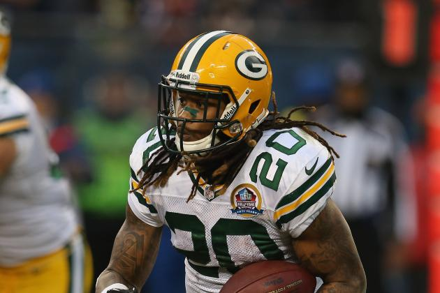 Packers Could Be Short on Running Backs Sunday