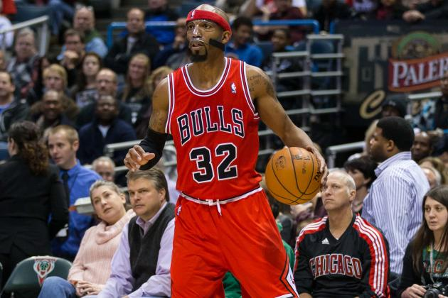 NBA Trade Rumors: Bulls Would Be Wise to Move Rip Hamilton