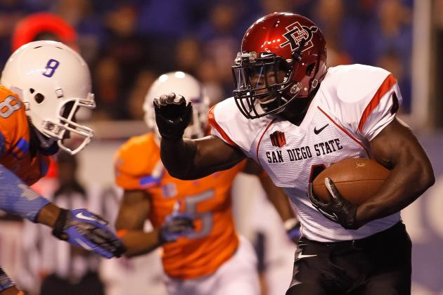 BYU vs. San Diego State: Key Matchups to Watch in 2012 Poinsettia Bowl