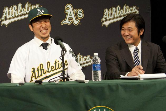 New A's Shortshop from Japan Calls Beane 'Sexy'