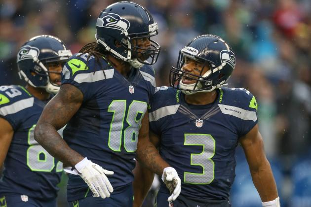 Renewed Russell Wilson, Sidney Rice Await 49ers