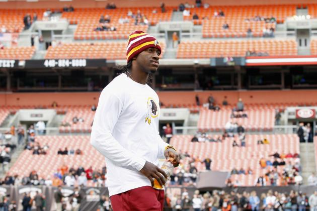 ESPN's Rob Parker Apologizes to Robert Griffin III for Racially Charged Rant