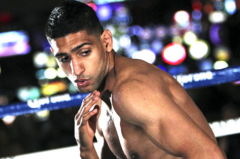 Khan: I'll Be Fighting for World Title in April at 140, Then a Unification Bout
