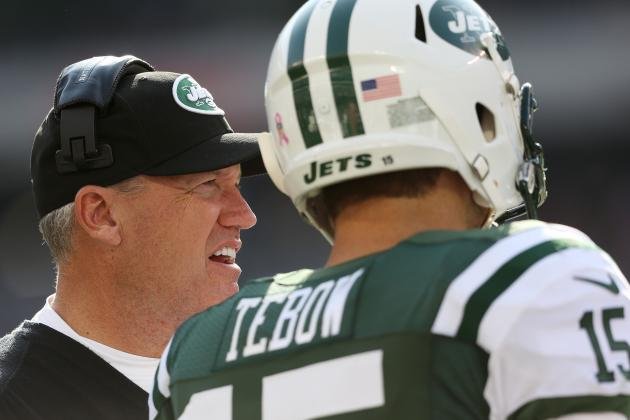 Will Rex Ryan's Treatment of Tim Tebow Cost Him His Job?