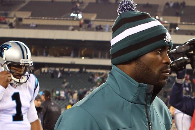 Report: Michael Vick Would Play for Jets, Only If He Makes More Than Sanchez