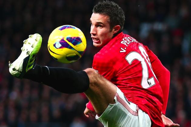 Analysing Robin van Persie's Role in Manchester United's Attack