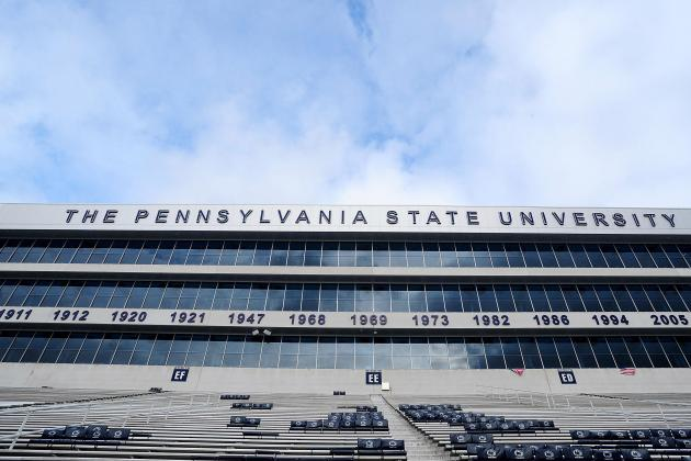 Penn State Trustees Chair Won't Run Again, Cites New Position