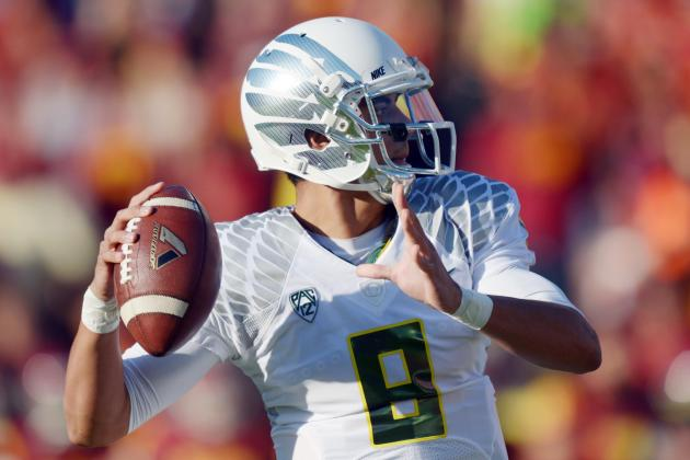 Oregon Football: Bold Predictions for Ducks in Fiesta Bowl Clash vs Kansas State