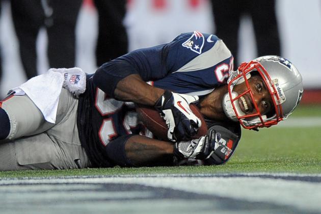 2012 NFL Fantasy Football Week 16: Flex Play Rankings/Projections