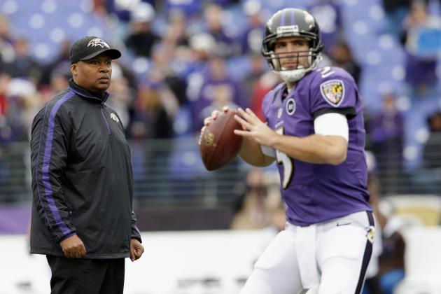 Flacco Accepts Blame for Ravens' 3-Game Slide