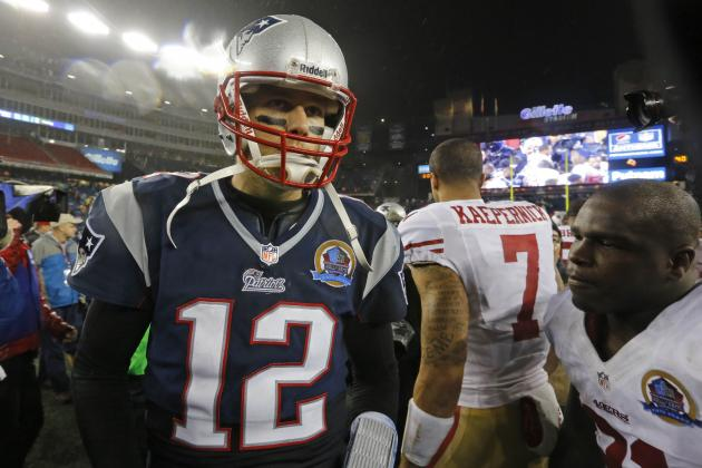 Tom Brady: 'I Don't Think You Ever Get over Any Loss'