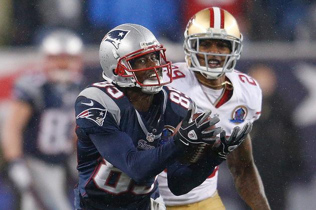 New England Patriots' Wideout Brandon Lloyd Is Silencing Critics with His Play