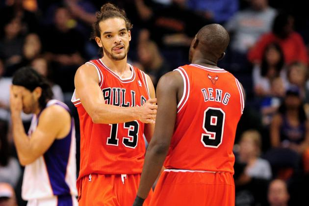 Chicago Bulls' Best and Worst Statistical 5-Man Units so Far This Season