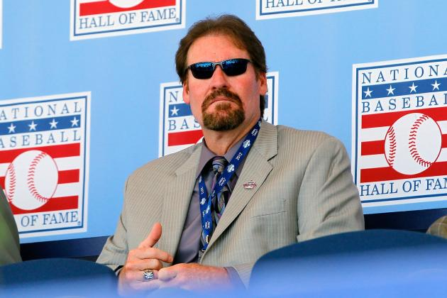 Wade Boggs Shows off Fantastic Dance Moves at Thunder Game