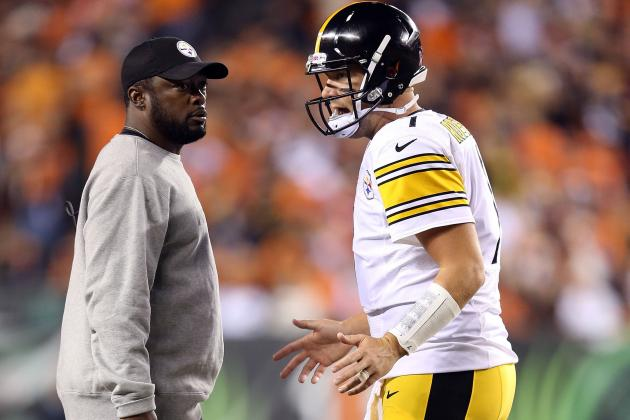 Tomlin: Roethlisberger's Words Just Frustration