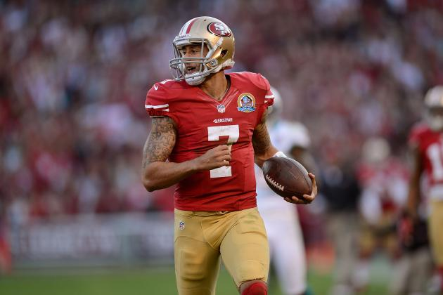 Colin Kaepernick: Areas 49ers QB Must Improve on Before Playoffs