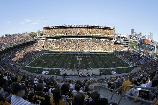 Steelers Sue to Get Funds for More Heinz Field Seats