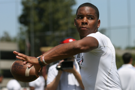 Former USC Quarterback Signs with Arizona, 'Hungry to Prove Himself'