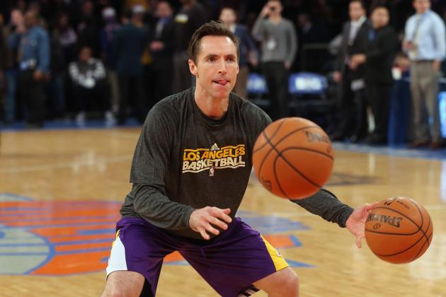 Steve Nash Will Make Mike D'Antoni's Offense Work for Los Angeles Lakers