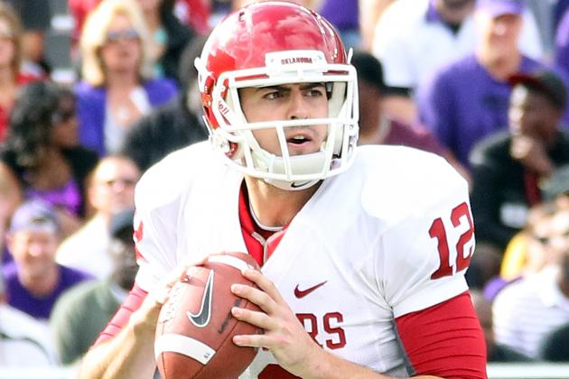 Oklahoma Football: Landry Jones' Career Comes Full Circle