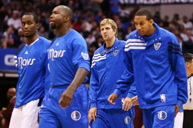 Will Dirk Nowitzki's Return Be Enough to Save Dallas Mavericks' Season?