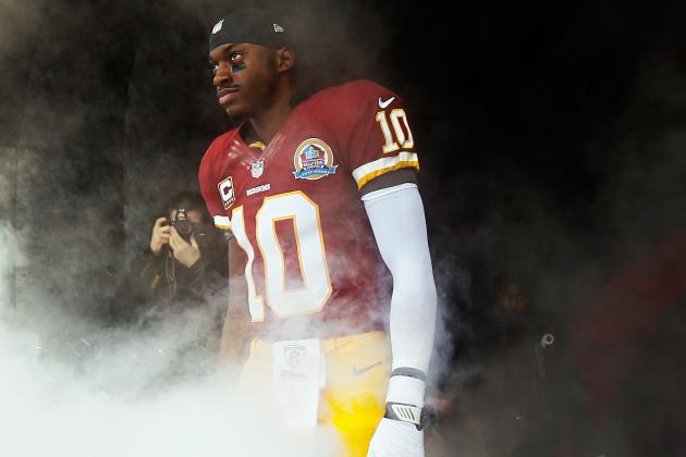 Mike Shanahan: Barring a Setback, RG3 to Start Sunday