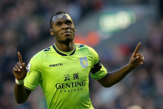 Aston Villa: Benteke Carrying the Villains Up the Table