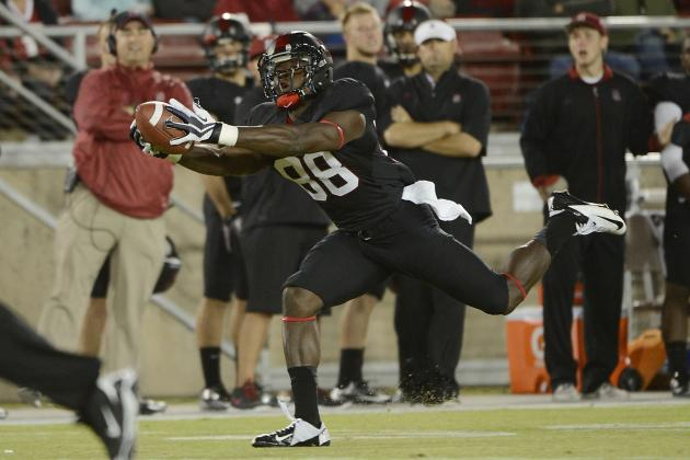 Stanford's Ty Montgomery Seeking Rose Bowl Playing Time