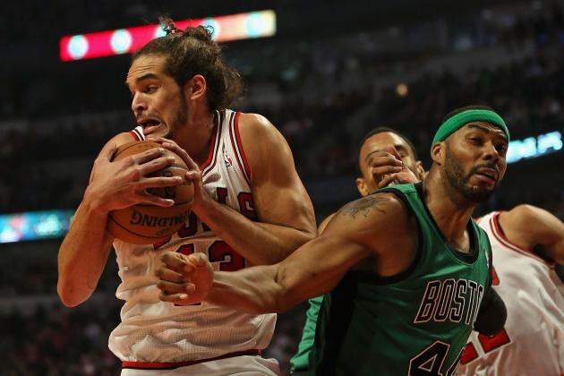 How Joakim Noah Has Become the Most Complete Center in the NBA