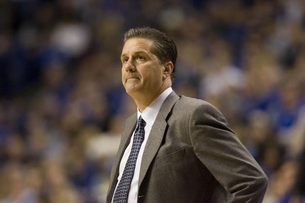 Calipari Says Cats Doing Well in Classroom