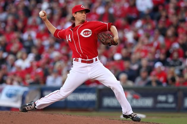 Cincinnati Reds: Why Mike Leake Should Be Used as a Spot Starter in 2013