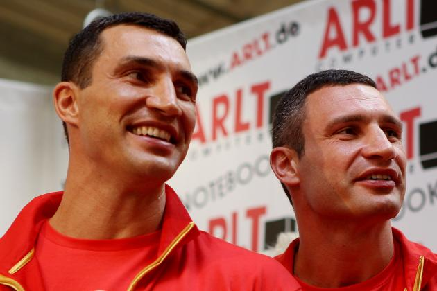 Why the Klitschko Brothers Are Underrated