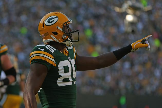 Greg Jennings Uncertain About Green Bay Packers Future