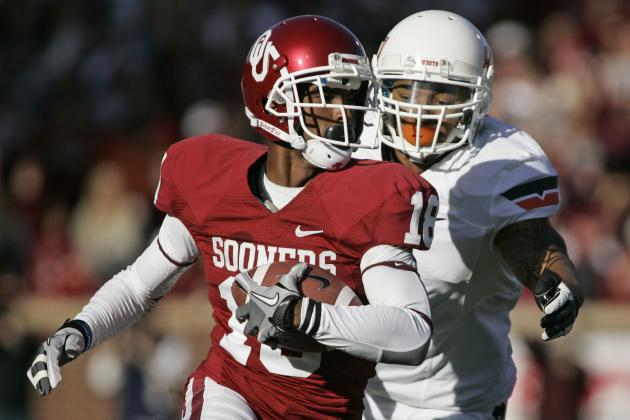 Bob Stoops Declines to Address Saunders' Cotton Bowl Status