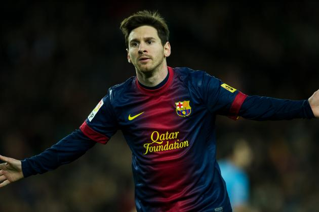 Lionel Messi Not Athlete of Year, According to Argentine Media