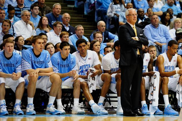Roy Williams on UNC Basketball: Team Is Finding Its Way