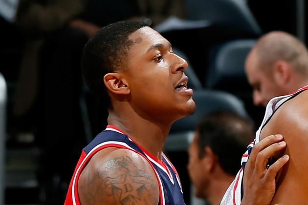 Brad Beal out vs. Magic Due to Sore Back
