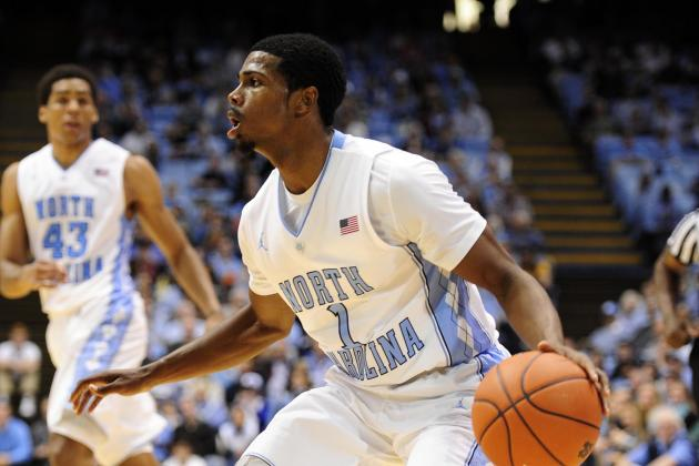 UNC's Strickland Racking Up Assists
